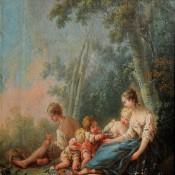 Huiet, zugeschr., Frankreich, spätes 18. Jahrhundert