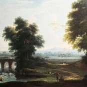 1023 Bonhams Landschaft