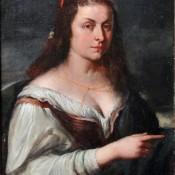 F. Mola zugeschr., 17. Jh., Italien