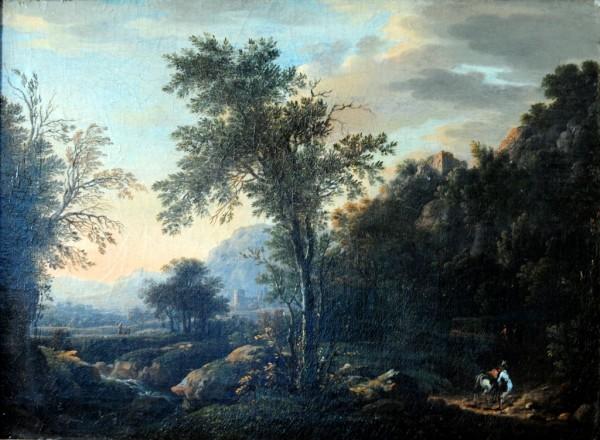 1112 verk. Landschaft, Bemmel