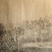 Johann Philipp Rugendas, signiert und datiert, 1770 / Deutschland, Augschburg